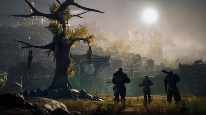 Gra Outriders ma być brudnym s-f: screeny, gameplay i nowe wieści [4]