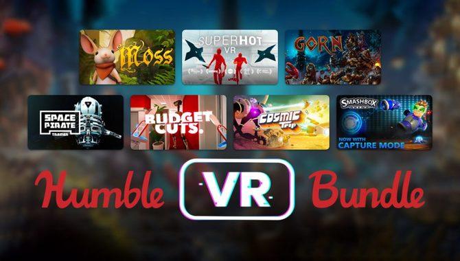 Humble VR Bundle - Zestaw gier dla fanów wirtualnej rzeczywistości  [1]