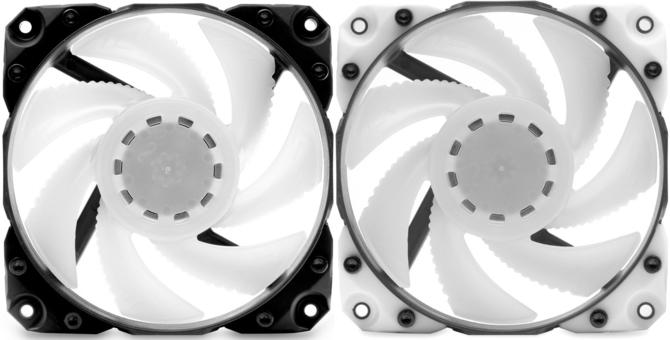 EK Vardar X3M - Znane wentylatory doczekały się dRGB LED [2]