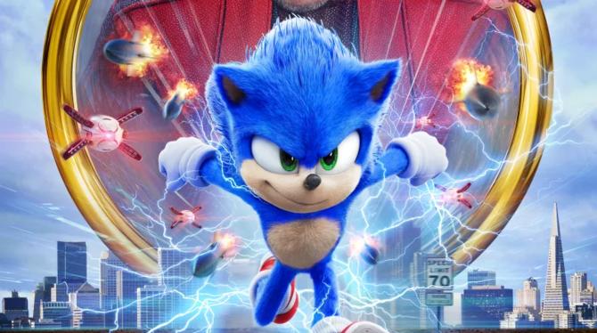 Film Sonic the Hedgehog widzom się podoba, krytykom nie bardzo [3]
