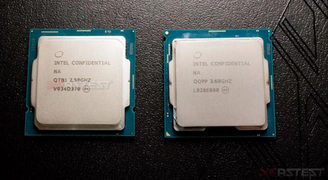Intel Core i9-10900 - Zdjęcia i specyfikacja 10-rdzeniowego procesora [3]