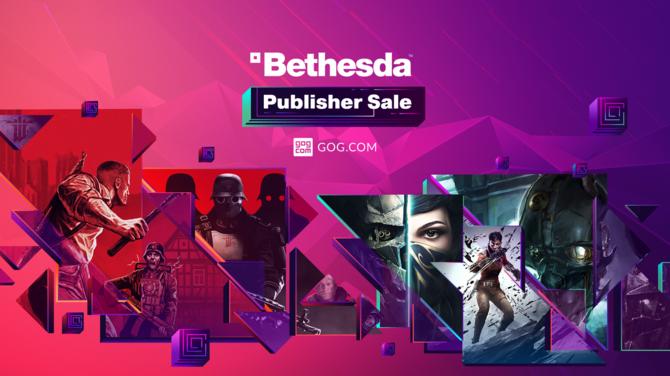 Bethesda Publisher Sale: niższe ceny gier przez tydzień na GOGu [1]