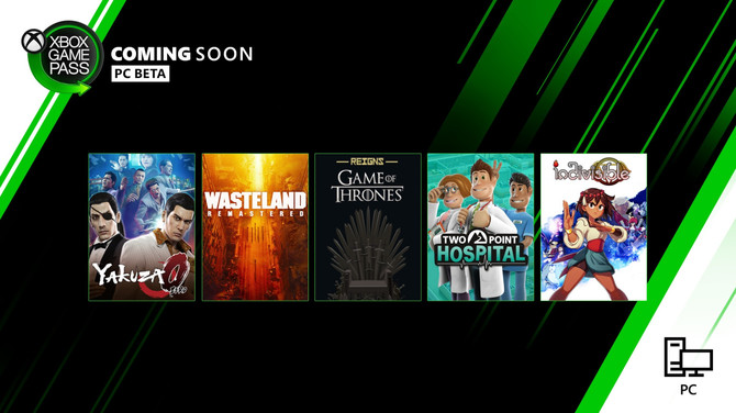 Xbox Game Pass w lutym 2020 - Wasteland Remastered i Yakuza 0 [1]