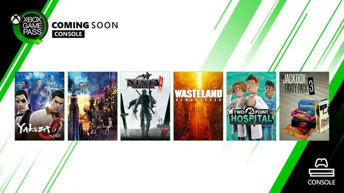 Xbox Game Pass w lutym 2020 - Wasteland Remastered i Yakuza 0 [2]