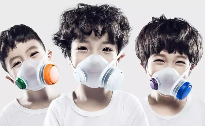 Xiaomi pracuje nad inteligentną maską: da znać o zanieczyszczeniu [1]