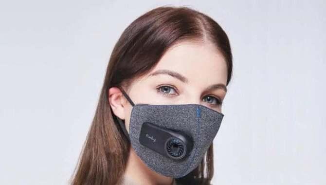 Xiaomi pracuje nad inteligentną maską: da znać o zanieczyszczeniu [2]