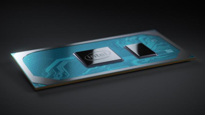 Intel Core i5-1038G7 - new Ice Lake-U processor for notebooks (1)