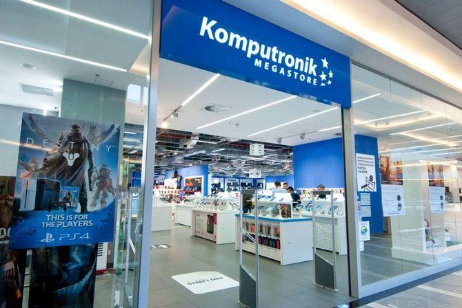 Komputronik - najstarszy sklep internetowy w Polsce ma już 22 lata [2]