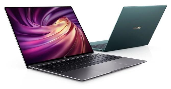 Huawei Matebook X Pro 2020 - nowy laptop z Intel Comet Lake-U [1]