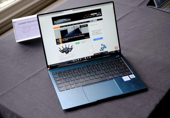 Huawei Matebook X Pro 2020 - nowy laptop z Intel Comet Lake-U [2]