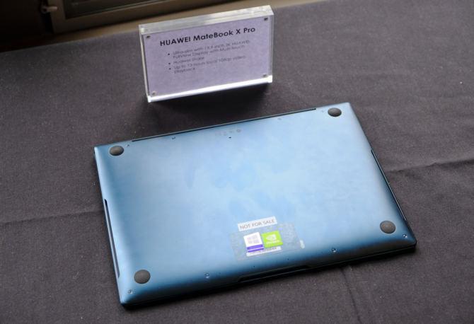 Huawei Matebook X Pro 2020 - nowy laptop z Intel Comet Lake-U [3]