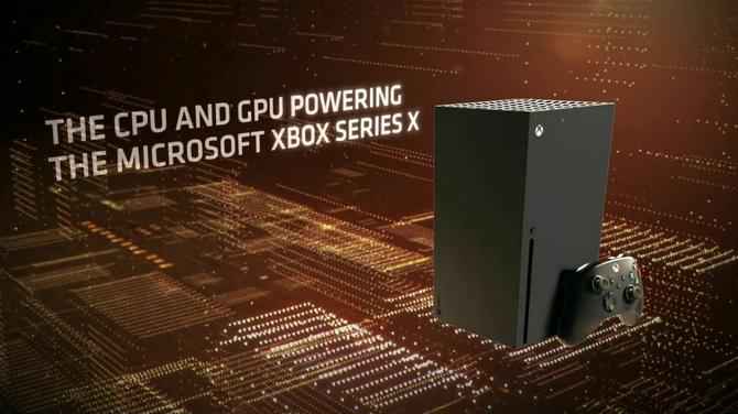 Microsoft potwierdził układ graficzny AMD RDNA 2 w Xbox Series X [1]