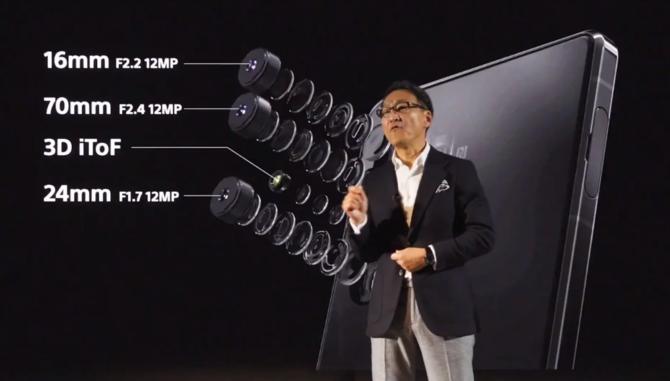Sony Xperia 1 II - flagowiec z optyką marki ZEISS i obsługą sieci 5G [2]