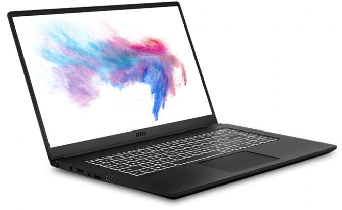 MSI Modern 15 - laptop z Intel Comet Lake-U oraz GeForce MX330 [1]