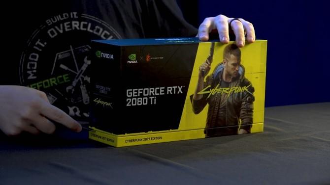 NVIDIA GeForce RTX 2080 Ti Cyberpunk 2077 - prezentacja wideo  [1]