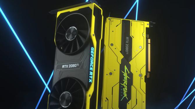 NVIDIA GeForce RTX 2080 Ti Cyberpunk 2077 - prezentacja wideo  [2]
