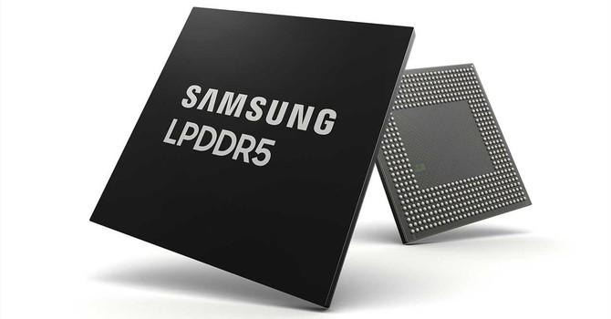 Samsung rusza z produkcją pamięci 16 GB LPDDR5 dla smartfonów [2]
