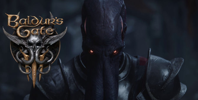 Baldur's Gate III na gameplayu. Gra trafi do Steam Early Access [1]