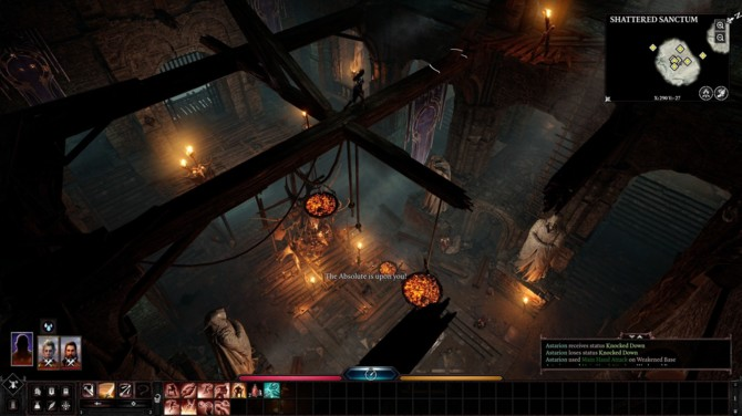 Baldur's Gate III na gameplayu. Gra trafi do Steam Early Access [3]
