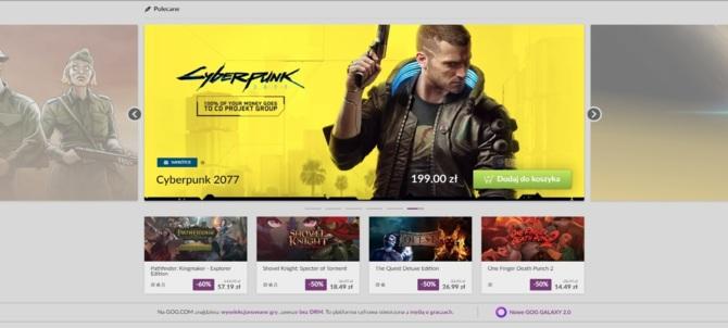 GOG wprowadza 30 dni na zwrot gry, niezależnie ile godzin graliście [2]