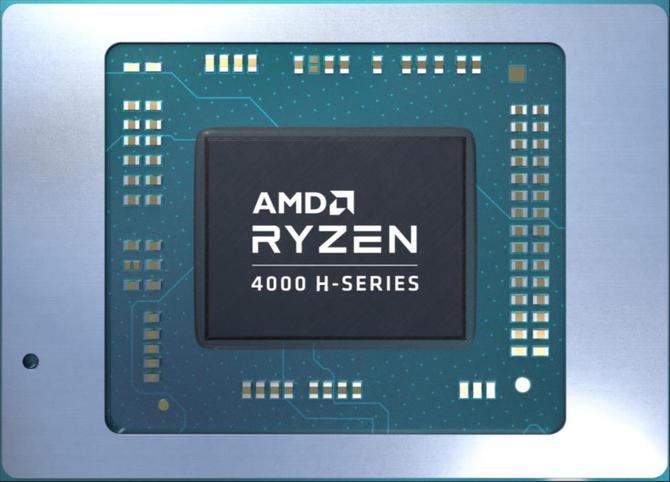 AMD Ryzen 5 4600H - pierwsze wyniki na poziomie Core i7-9750H [2]