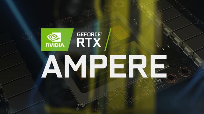 NVIDIA Ampere - trzeci układ nowej generacji odkryty w testach [1]