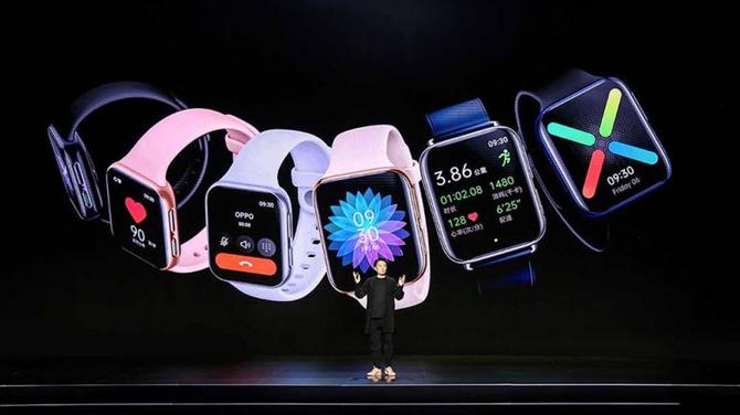Oppo Watch - pierwszy smartwatch od Oppo i to z dwoma CPU [1]