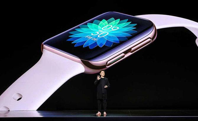 Oppo Watch - pierwszy smartwatch od Oppo i to z dwoma CPU [3]