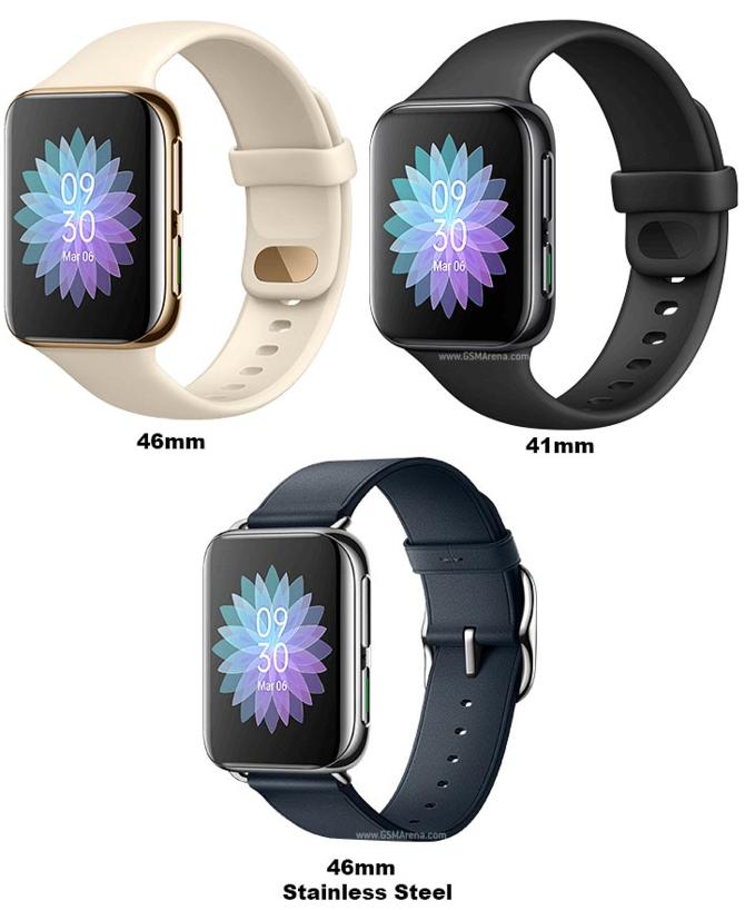 Oppo Watch - pierwszy smartwatch od Oppo i to z dwoma CPU [4]