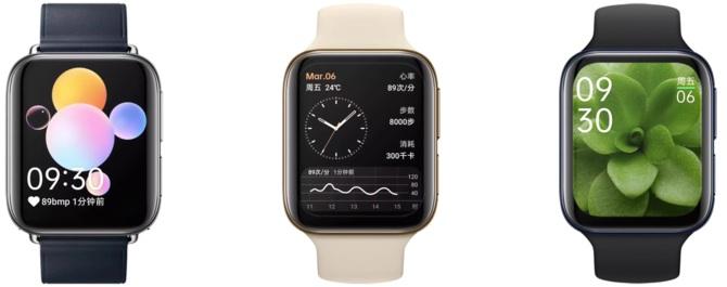 Oppo Watch - pierwszy smartwatch od Oppo i to z dwoma CPU [5]