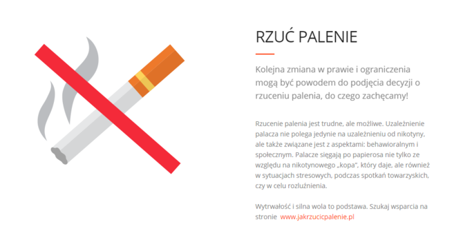 Zakaz sprzedaży papierosów mentolowych. Jakie są alternatywy? [2]