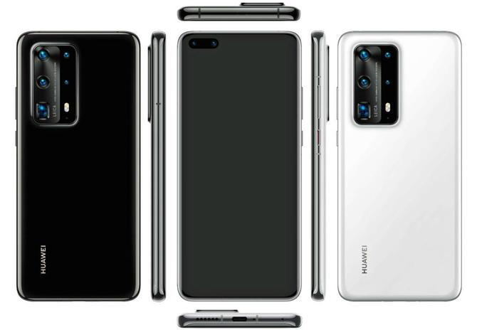 Huawei P40 i P40 Pro: premiera 26 marca, ale tylko w formie online [1]
