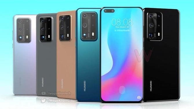 Huawei P40 i P40 Pro: premiera 26 marca, ale tylko w formie online [3]