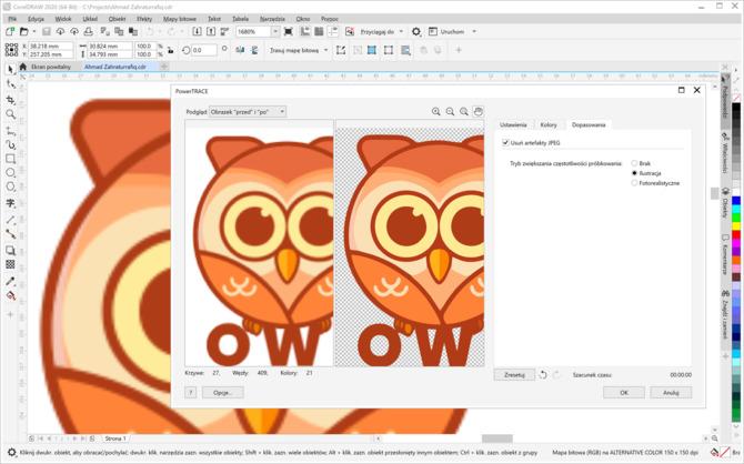 CorelDRAW 2020: możliwości najnowszego pakietu graficznego [5]