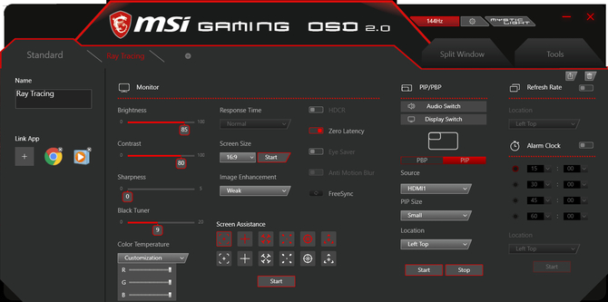 MSI Optix MAG273(R) - 27-calowe monitory IPS 144 Hz do e-sportu  [2]