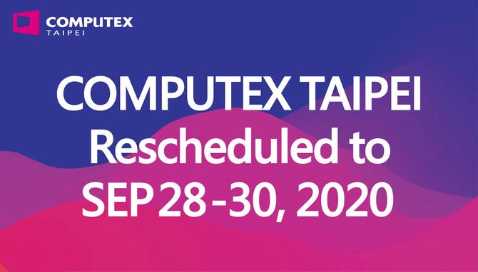 COMPUTEX 2020  - targi zostały oficjalnie przełożone na wrzesień [1]