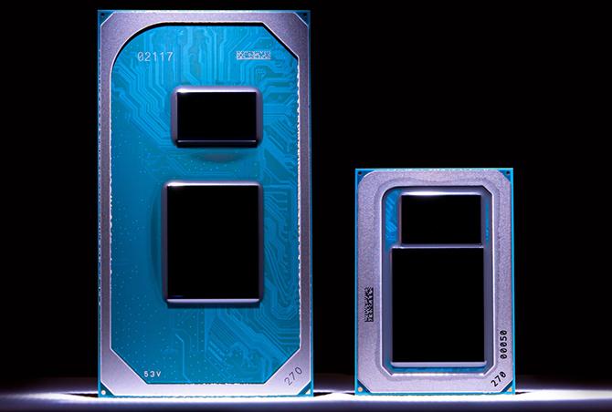 Intel Tiger Lake - porównanie iGPU Xe z topowym iGPU AMD Renoir [1]