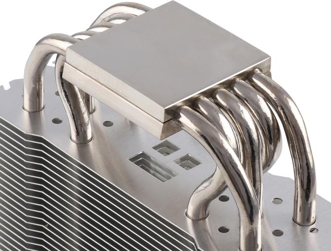 Thermalright Black Eagle - Szczupłe chłodzenie procesora z RGB LED [3]