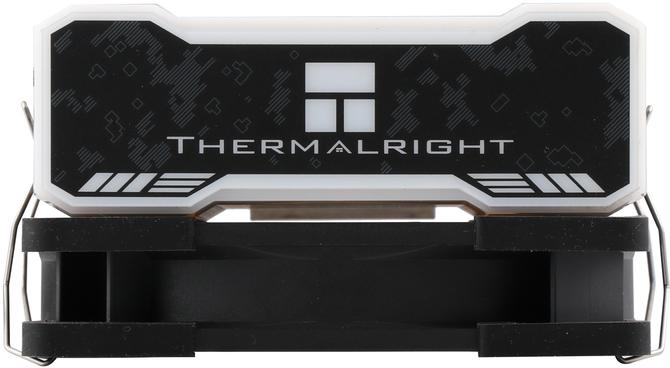 Thermalright Black Eagle - Szczupłe chłodzenie procesora z RGB LED [4]