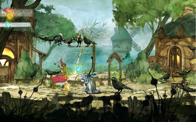 Ubisoft rozdaje za darmo Child of Light na platformie Uplay [1]