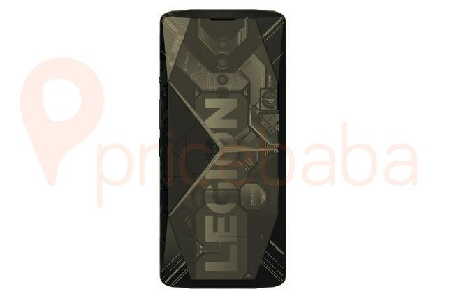 Lenovo Legion - specyfikacja i rendery gamingowego smartfona [7]