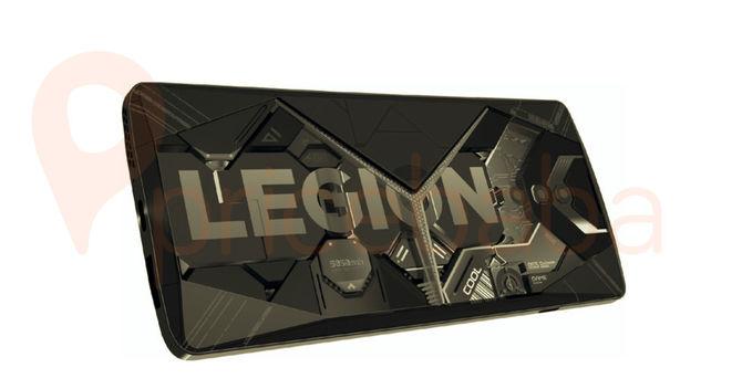 Lenovo Legion - specyfikacja i rendery gamingowego smartfona [8]