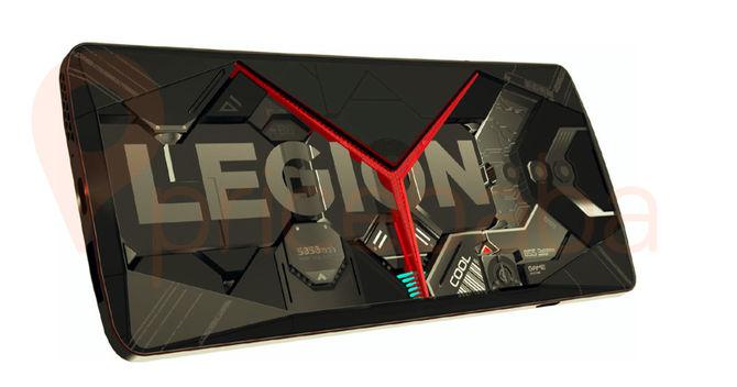 Lenovo Legion - specyfikacja i rendery gamingowego smartfona [9]