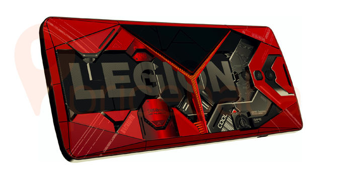 Lenovo Legion - specyfikacja i rendery gamingowego smartfona [10]