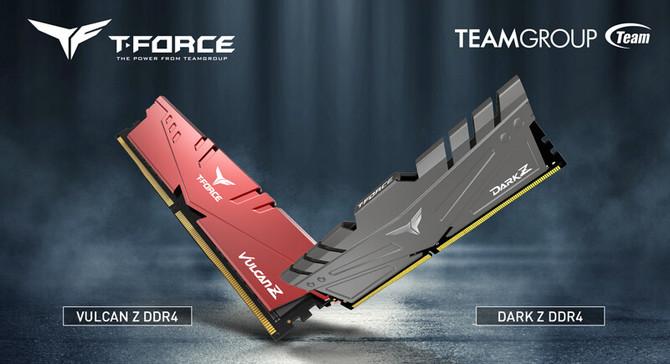 Team Group prezentuje 32 GB moduły RAM z serii Vulcan i Dark Z [1]