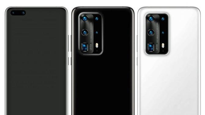 Huawei P40 Pro+ oficjalnie: smartfon ze 100-krotnym zoomem [9]