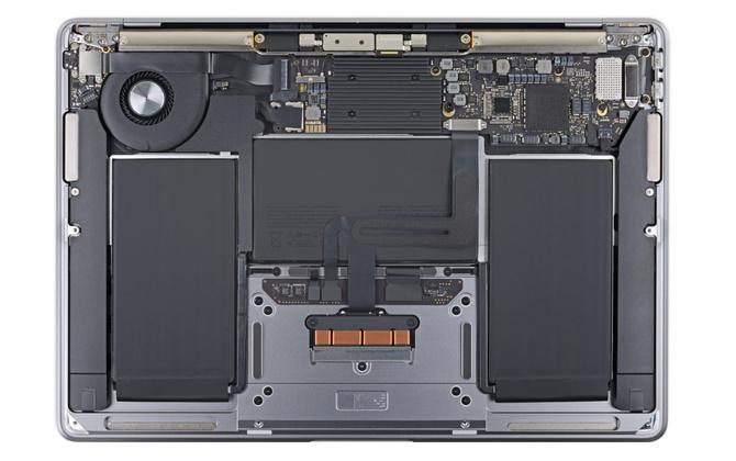 MacBook Air 2020 w rękach iFixit. Serwis pochwalił projektantów [1]