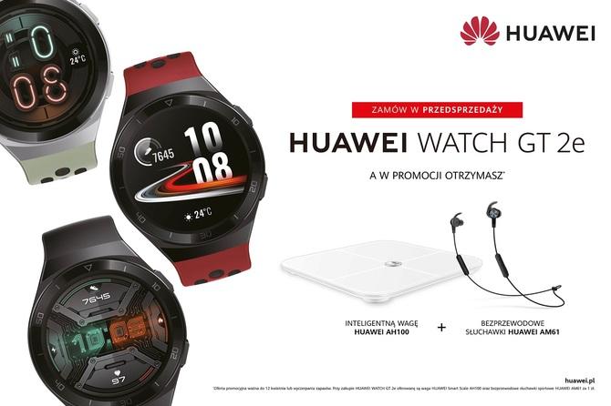 Premiera Huawei Watch GT 2e: ceniony smartwatch w nowej wersji [1]