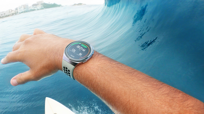 Premiera Huawei Watch GT 2e: ceniony smartwatch w nowej wersji [2]