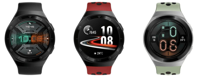 Premiera Huawei Watch GT 2e: ceniony smartwatch w nowej wersji [3]